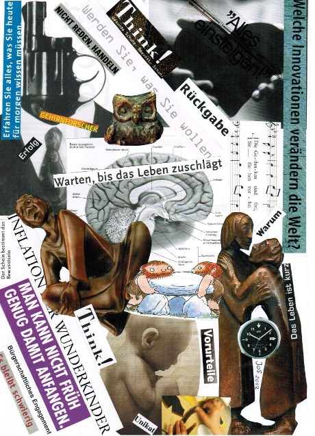 Collage. Dr. Jos Schnurer